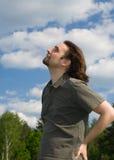 Hombres Imagen de archivo libre de regalías