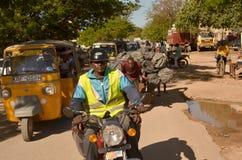 Hombres africanos Foto de archivo libre de regalías
