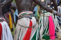 Hombres africanos Fotografía de archivo