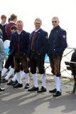 Hombres alemanes Foto de archivo