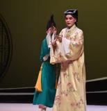 """Hombres casuales y  del oeste de Chamber†del transporte-Kunqu del """"the elegante de la ópera foto de archivo libre de regalías"""