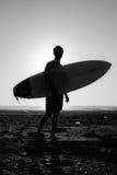Hombres de la sombra Foto de archivo