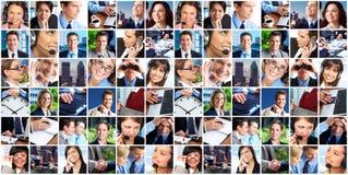 Hombres de negocios fotos de archivo libres de regalías