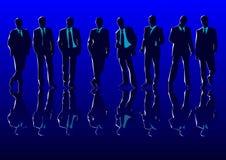 Hombres de negocios Fotografía de archivo