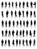 Hombres de negocios Fotos de archivo