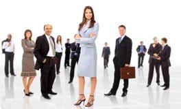 Hombres de negocios atractivos jovenes Imagen de archivo