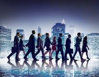 Hombres de negocios de la colaboración Team Teamwork Professional Concept Imagenes de archivo