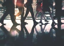 Hombres de negocios de la colaboración Team Teamwork Professional Concept Foto de archivo libre de regalías