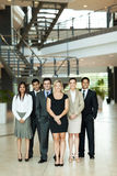 Hombres de negocios de la oficina Foto de archivo