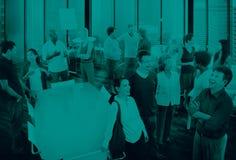 Hombres de negocios de Team Teamwork Cooperation Partnership Concept Imagenes de archivo