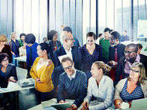 Hombres de negocios de Team Teamwork Cooperation Partnership Concept Fotografía de archivo