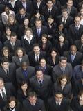Hombres de negocios multiétnicos Fotografía de archivo libre de regalías