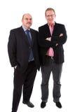 Hombres de negocios ocasional vestidos imagen de archivo