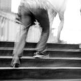 Hombres de negocios que caminan Fotos de archivo libres de regalías