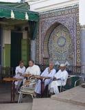 Hombres musulmanes Fotografía de archivo libre de regalías