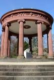 Homburg mau, Hesse, Alemanha Imagem de Stock