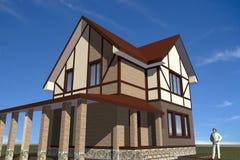Home Stock Afbeelding
