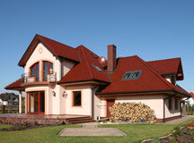 HOME Imagens de Stock