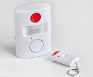 Home alarm system Royalty Free Stock Images