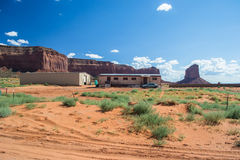 Home of the american indians Stock Images