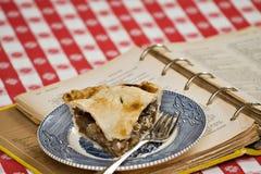 Home Apple Pie royalty free stock photo