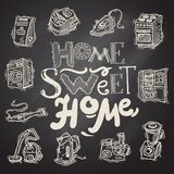 Home appliahces Royalty Free Stock Photography