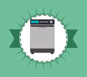 Home appliance design Royalty Free Stock Photography
