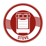 Home appliance design Royalty Free Stock Photo