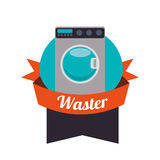 Home appliance design Royalty Free Stock Images