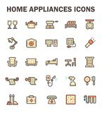 Home appliance icon Stock Photography