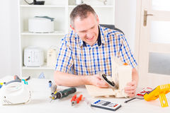Home appliance service Stock Image