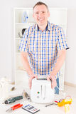 Home appliance service Royalty Free Stock Photography