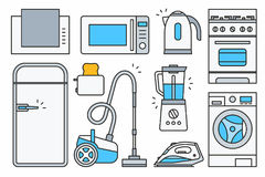 Home Appliance Royalty Free Stock Photography