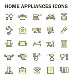 Home appliance icon Stock Images