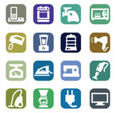 Home appliances Royalty Free Stock Image