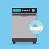 Home appliances design. Royalty Free Stock Photos