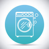 Home appliances design. Stock Images