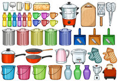 Home appliances Royalty Free Stock Photography