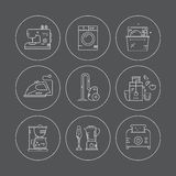 Home Appliances Royalty Free Stock Photo