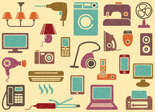 Home appliances Stock Photos