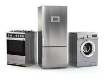 Free Home Appliances. Set Of Household Kitchen Technics Stock Image - 47129821