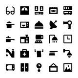 Home Appliances Vector Icons 4 Stock Photo