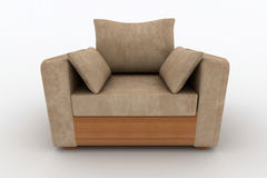Home armchair Stock Images