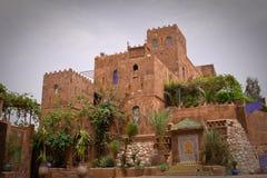 Home around Marrackech Royalty Free Stock Photos