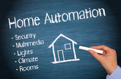 Home automation Royalty Free Stock Image
