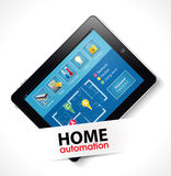 Home automation 2 Stock Photo