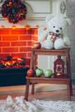 Home autumn decor Royalty Free Stock Images