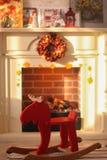 Home autumn decor Stock Photo