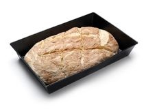 Home baked bread Stock Photography