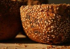 Home-baked Brot stockbild
